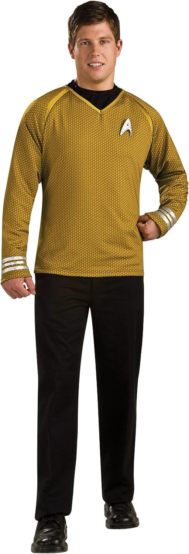 Disfraz de Capitán Kirk Star Trek Gran Heritage para adulto - L ...