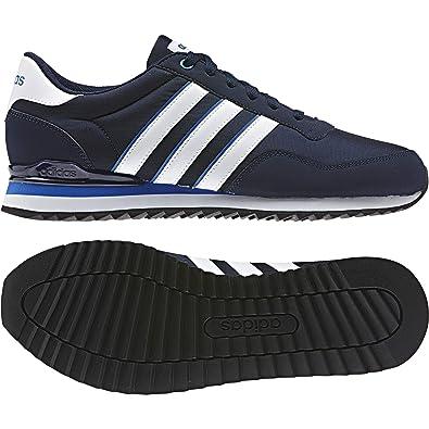 adidas Jogger CL AW4075 Herren Sneaker Halbschuhe Blau ᄄᄍbergr??en