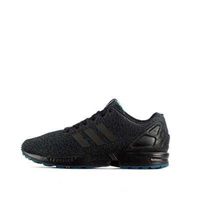adidas zx flux woven nere