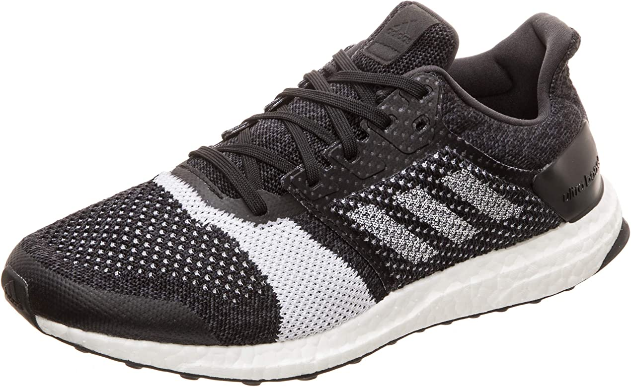 adidas Ultraboost St M, Zapatillas de Running para Hombre, Negro (Core Black/FTWR White/Carbon Core Black/FTWR White/Carbon), 44 2/3 EU: Amazon.es: Zapatos y complementos