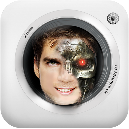 Cyborg Effect - CYBORG PHOTO BOOTH