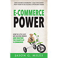 E-Commerce Power: How the Little Guys are Building Brands and Beating the Giants at E-Commerce (English Edition)