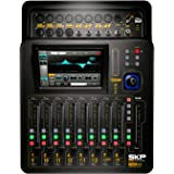 SKP Pro Audio D-Touch 20 Digital Mixing Console Touchscreen WiFi 20-Inputs/16-Bus/8-Outs