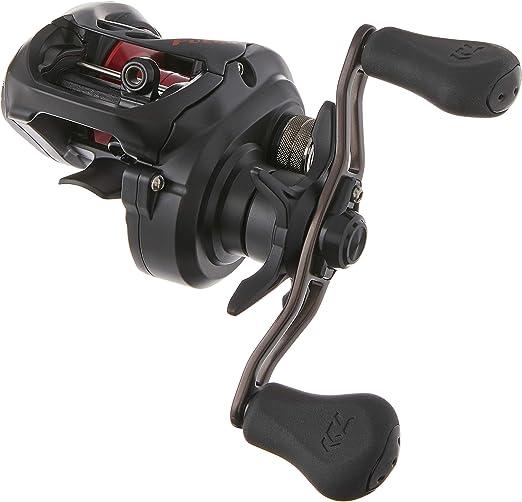 DAIWA Fuego CT bait cast fishing reel FGCT100H 6.3:1 Right Hand U.T.D