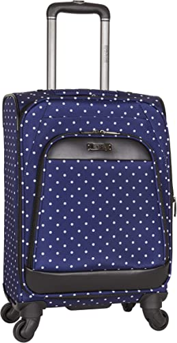 Kenneth Cole Reaction Dot Matrix 20 Lightweight Expandable 4-Wheel Spinner Carry-On Luggage
