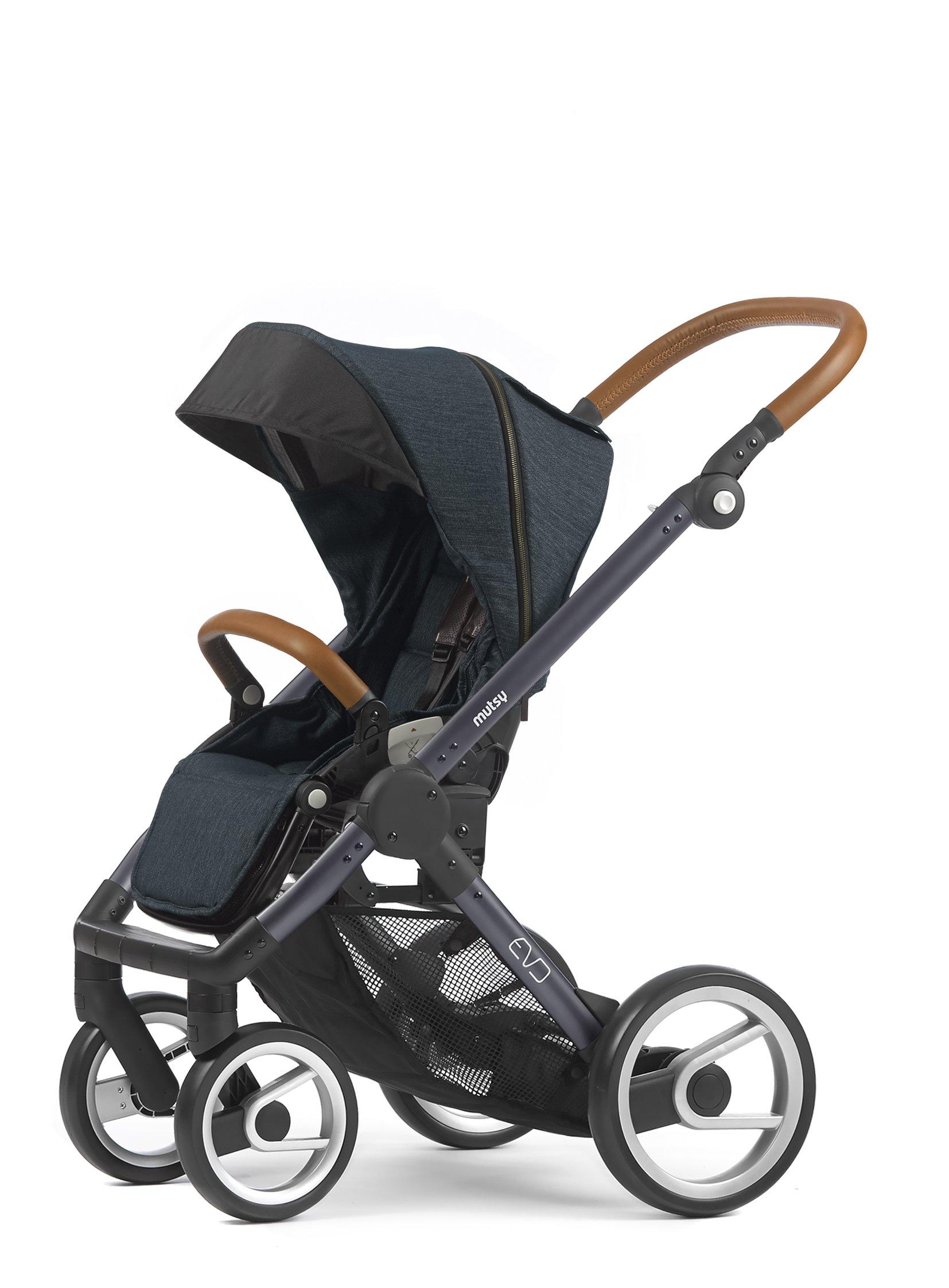 Amazon Com Mutsy Evo Stroller Raincover Clear Baby