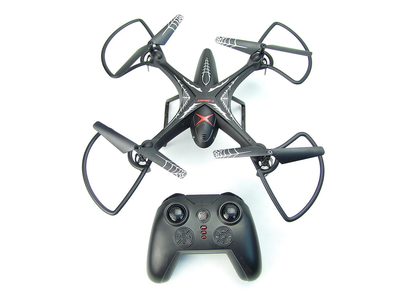 WLH-10, Quadrocopter mit 6 Axen Gyro, 2MP HD Kamera, 360° Flipfunktion