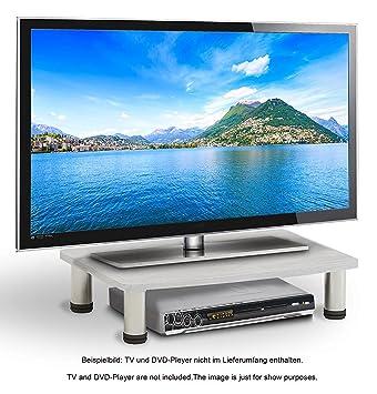 Ricoo Table Tv Led Support Téléviseur Fs051w Tv Led Téléviseur