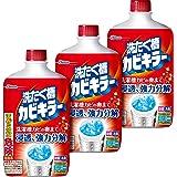 【まとめ買い】 カビキラー 洗たく槽クリーナー 洗たく槽カビキラー 塩素系液体タイプ 3本セット 550g×3本