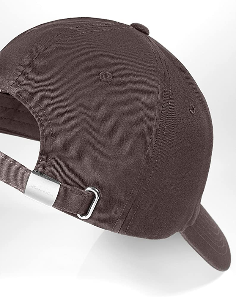 Mercedes-Benz - Gorra de béisbol - para Hombre Marrón marrón Talla ...