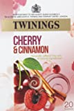 Twinings Cherry & Cinnamon Tea - 20 Tea bags