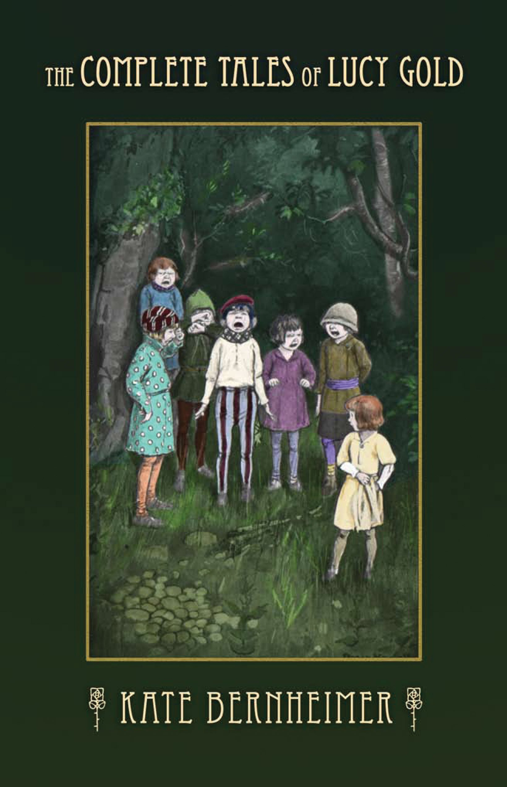 Download The Complete Tales of Lucy Gold ePub fb2 book