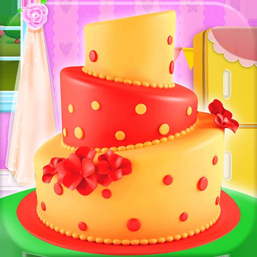 - Wedding Cake Cooking & Decoration