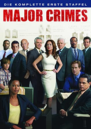 Major Crimes - Die komplette erste Staffel [Alemania] [DVD]