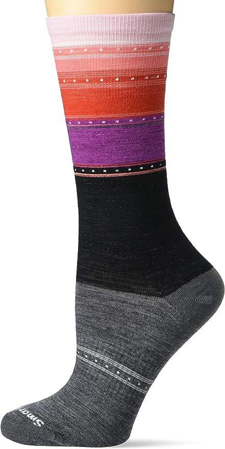 Smartwool Damen Women's Sulawesi Stripe Crew Socken