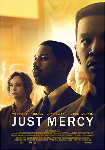 Image result for just mercy poster