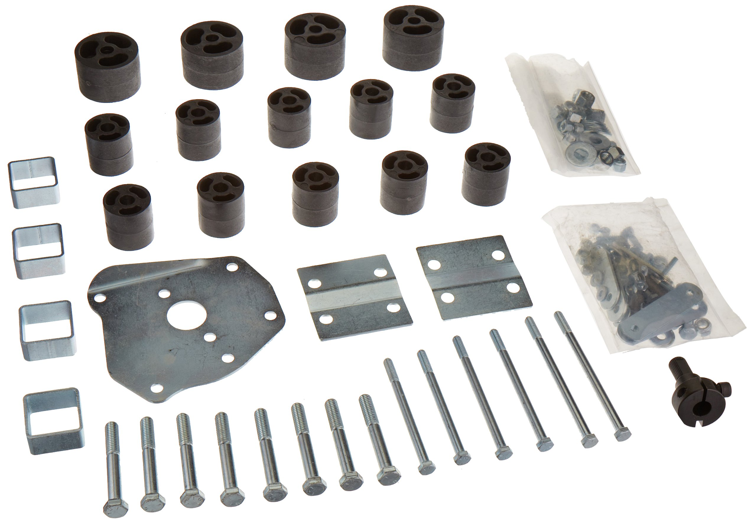 Performance Accessories, Toyota Pickup 4WD Std/Ext Cab (#9628 Req For Auto Trans) 2'' Body Lift Kit, fits 1989 to 1995, PA5502M, Made in America