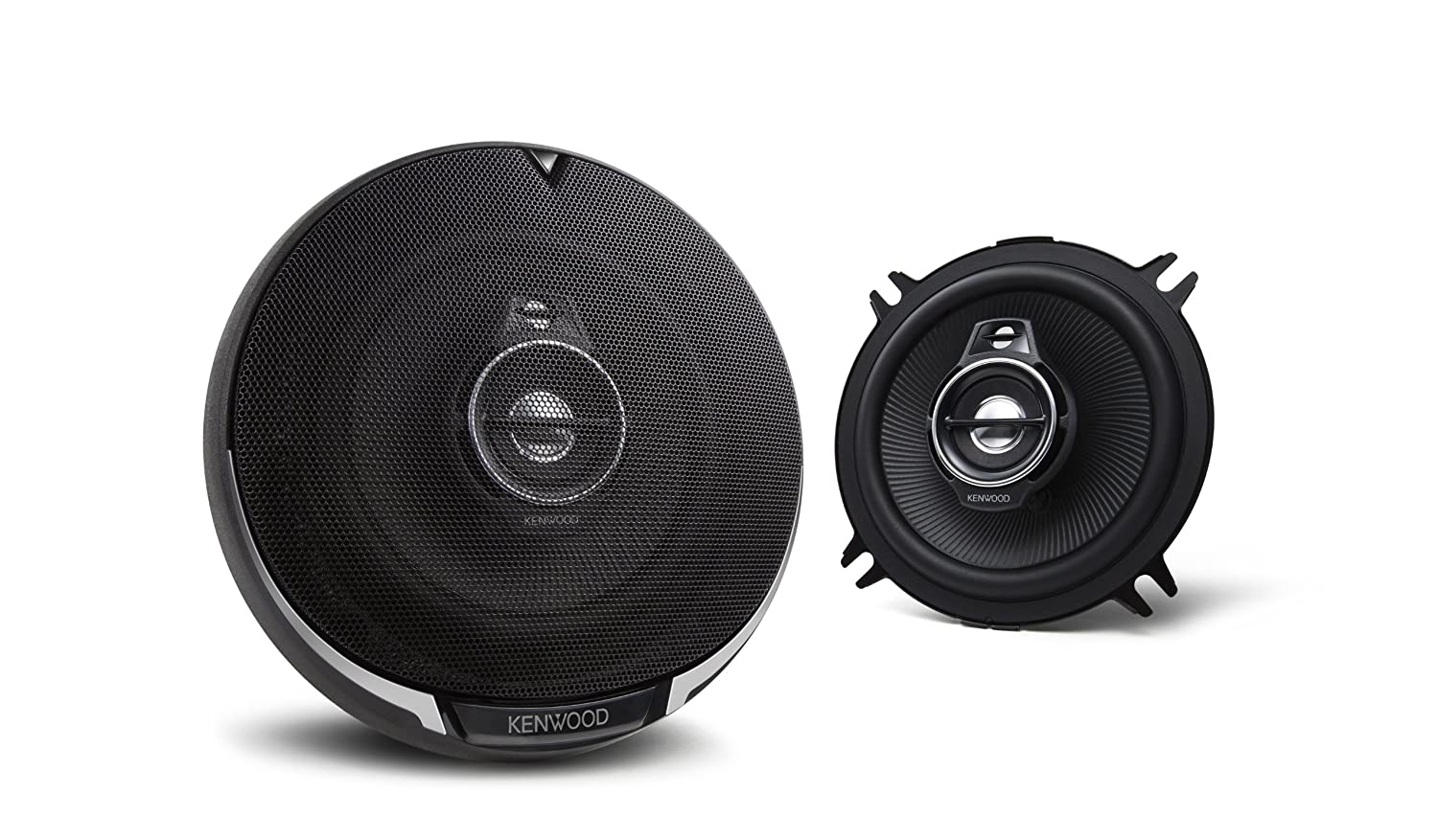 Kenwood KFC-PS1395 - Sistema de altavoces (3 ví as, 13 cm woofer de cono de papel) negro
