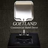 Goetland Stainless Steel Commercial Hand Dryer