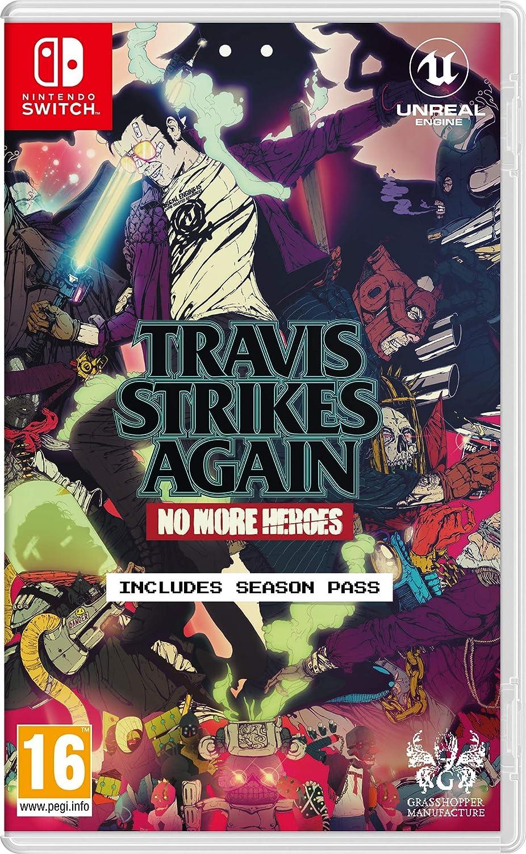 Amazon.com: Travis Strikes Again: No More Heroes (Nintendo ...