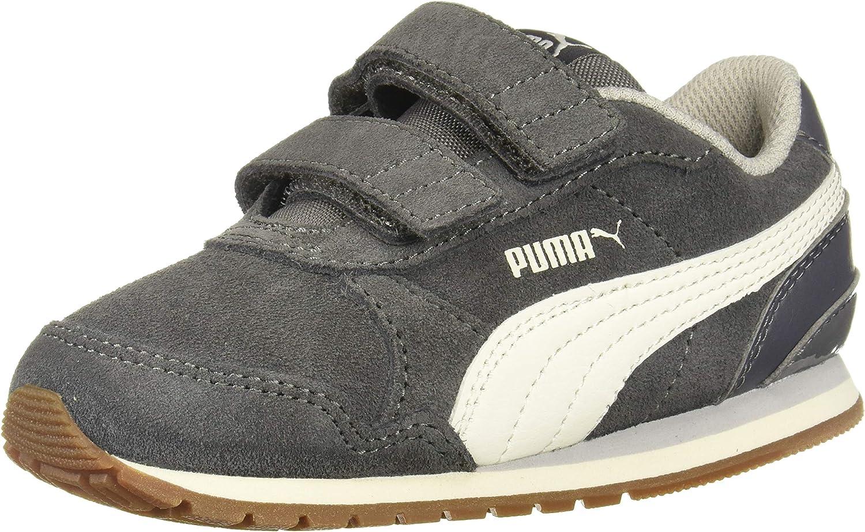 | PUMA Kids' St Runner 2 Hook and Loop Sneaker | Sneakers