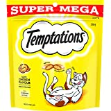 TEMPTATIONS Super Mega Cat Treat Tasty Chicken 350g Bag