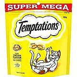 TEMPTATIONS Super Mega Cat Treat Tasty Chicken 350g Bag