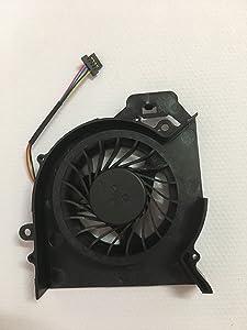 HK-part Replacement Fan for HP Pavilion DV6-6000 DV6-6100 dv7-6c93dx dv7-6c95dx dv6-6c47cl dv6-6c48us dv6-6c50ca Cpu Cooling Fan 4-Pin