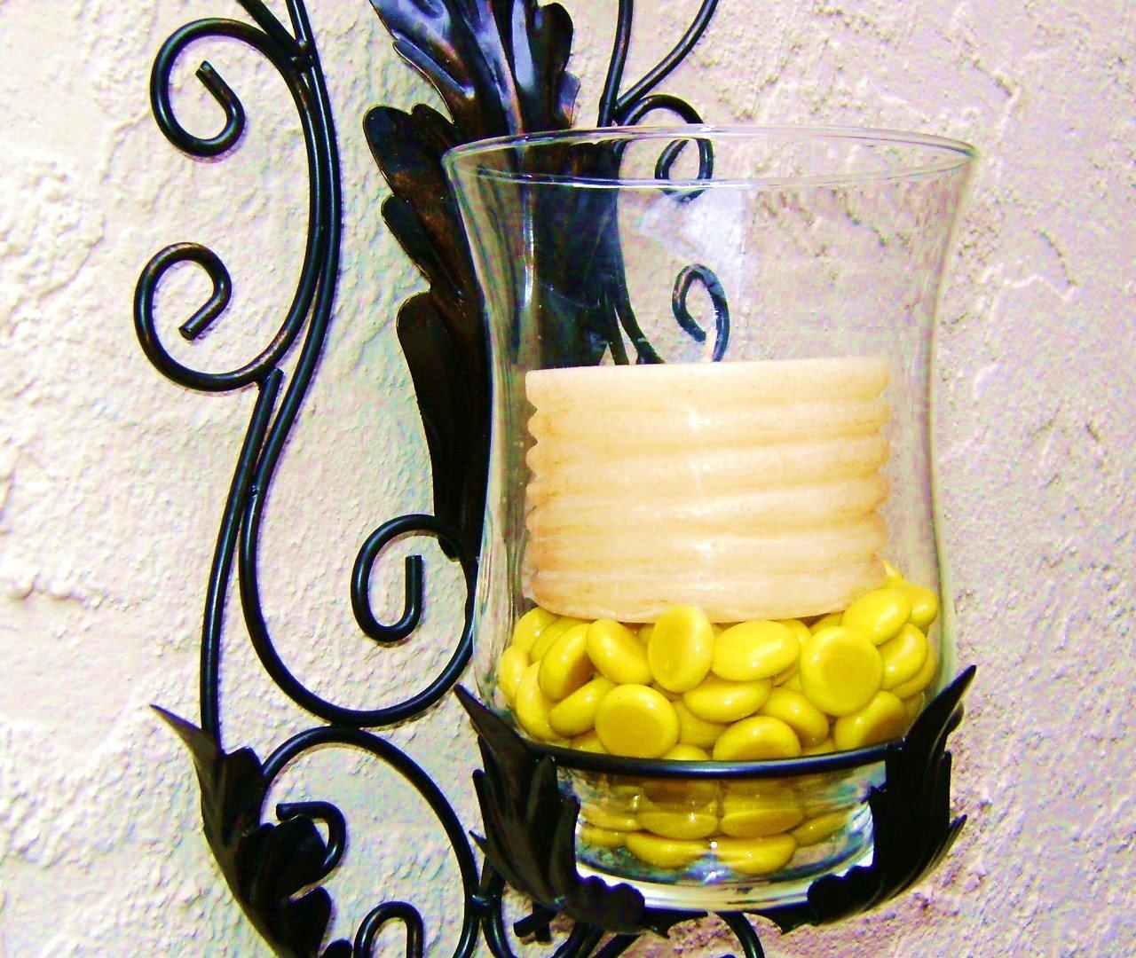 Glass Gems Vase Fillers Creative Stuff Glass 1 LB Amber