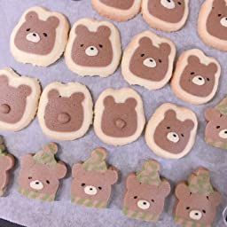 えん93のアイスボックスクッキー どこを切ってもほのぼの クマ彦とおいしい仲間たちの楽しいおやつ えん93 クッキング レシピ Kindleストア Amazon