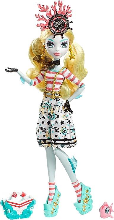 Shabby Chic Doll Cute Doll Bella Blue Handmade Doll