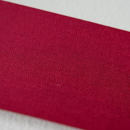Filmoplast T Red 1 metre x 8cm - Bookbinding Cloth, Acid