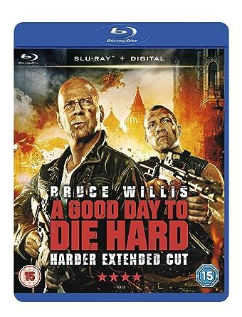 A Good Day to Die Hard (Blu-ray + UV Copy)
