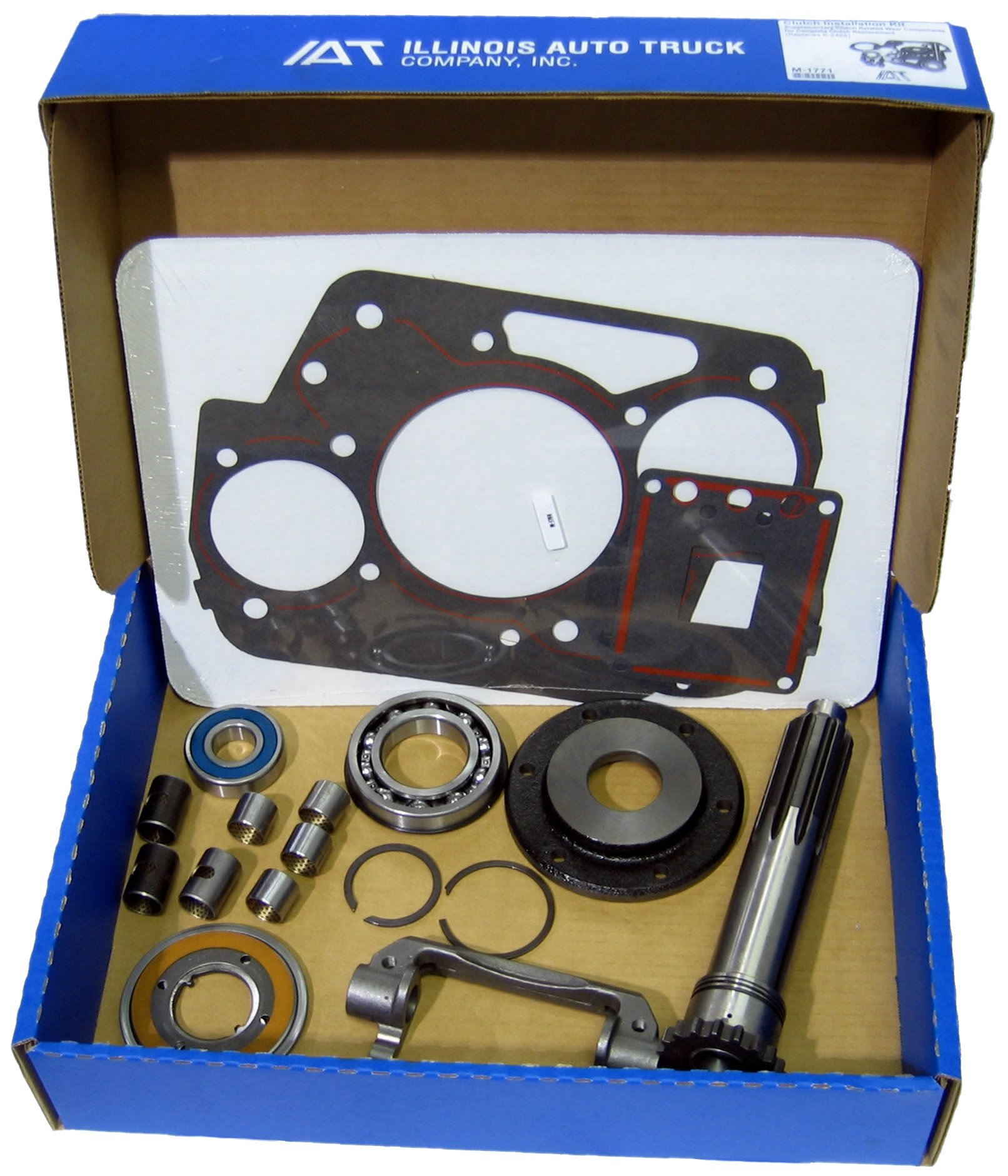 IATCO K-2468-E-IAT Clutch Installation Kit (Fuller RT Series, Includes Hinged Clutch Brake)