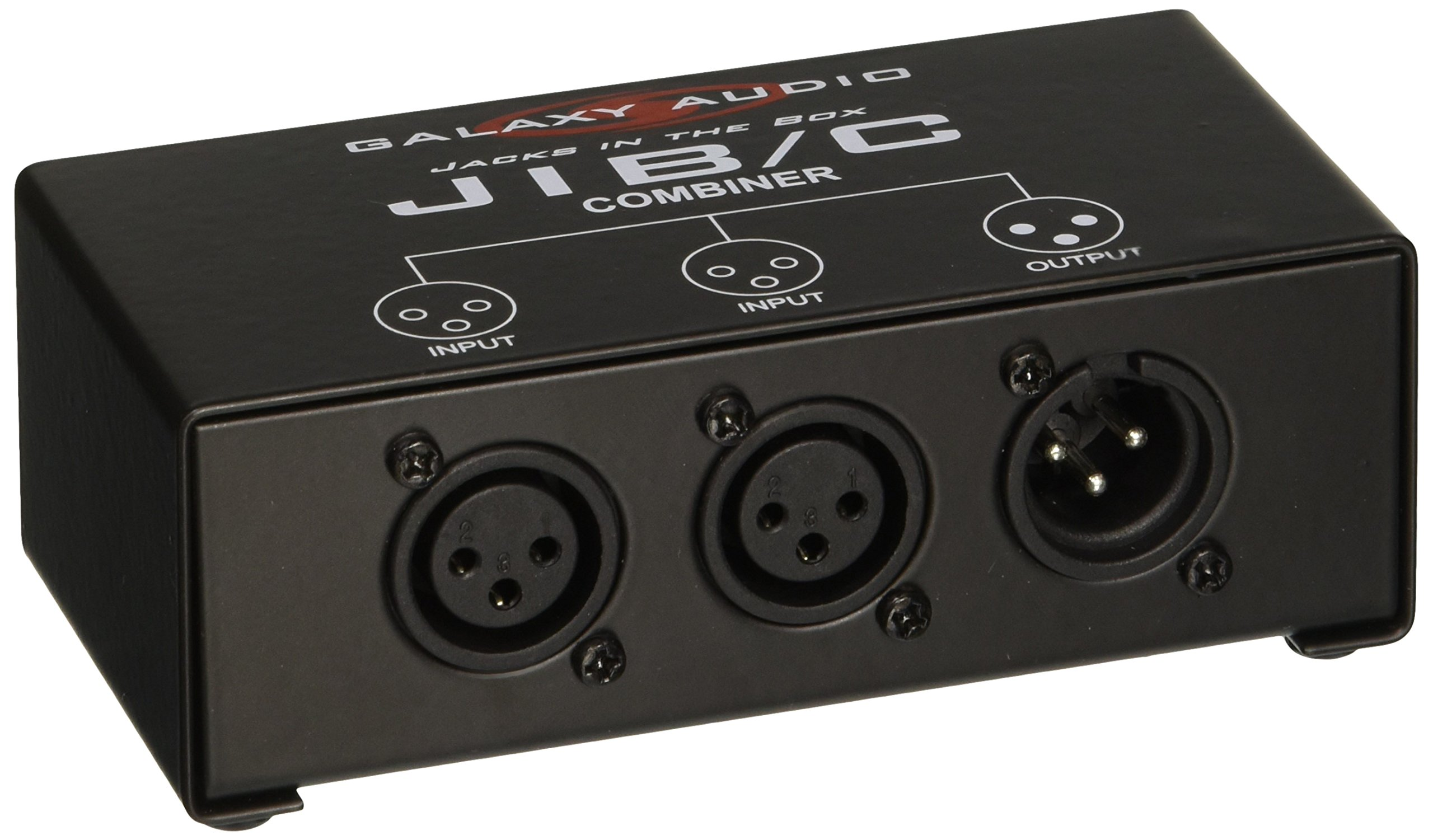 Galaxy Audio JIBC XLR Combiner