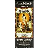 Henne Color Black Henna Hair Colouring Cream 90 ml