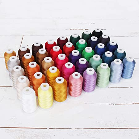 Gunold Thread poly 40 //kit 27 colors