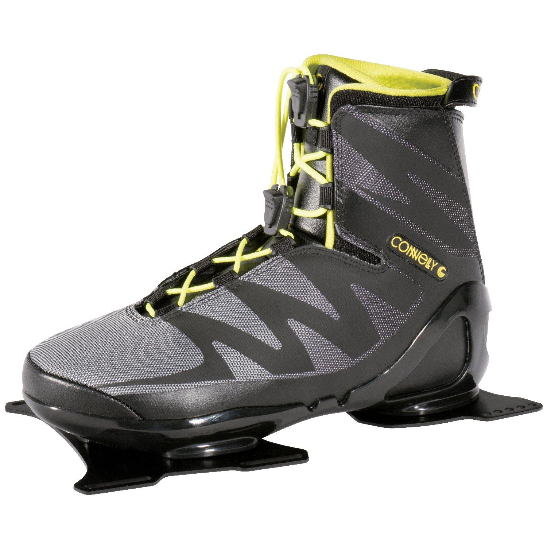 【SALE】 CWB CWB ブラック Connelly 2018 Syncフロント水上スキーブーツ Small B07CVBV11H ブラック Left Small Left Small|ブラック, ノサカマチ:08ab19b1 --- svecha37.ru