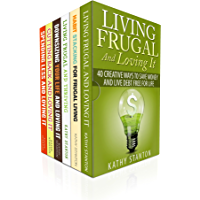 Frugal Living Tips Box Set (6 in 1): Learn Over 200 Ways To Start Saving Money And Cutting Back Your Expenses (How To Budget, Money Management, Spend Less Save More) (English Edition)