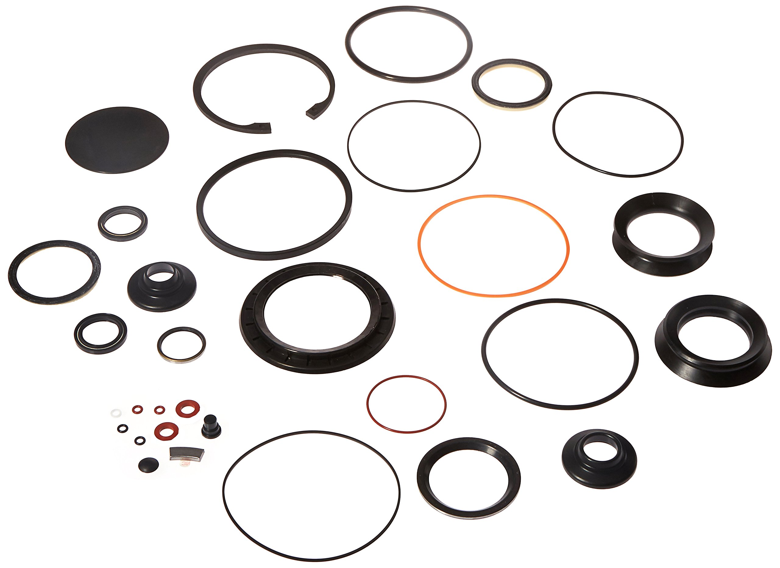 R. H. Sheppard 5545751 Combined Kit with Snap Ring and L-Seal (5544861, 5545431, 5544981)