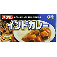 Metal美太露 咖喱(辣味)180g(日本进口)