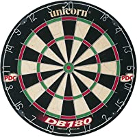 Unicorn 2400002 Dartboard (Black)