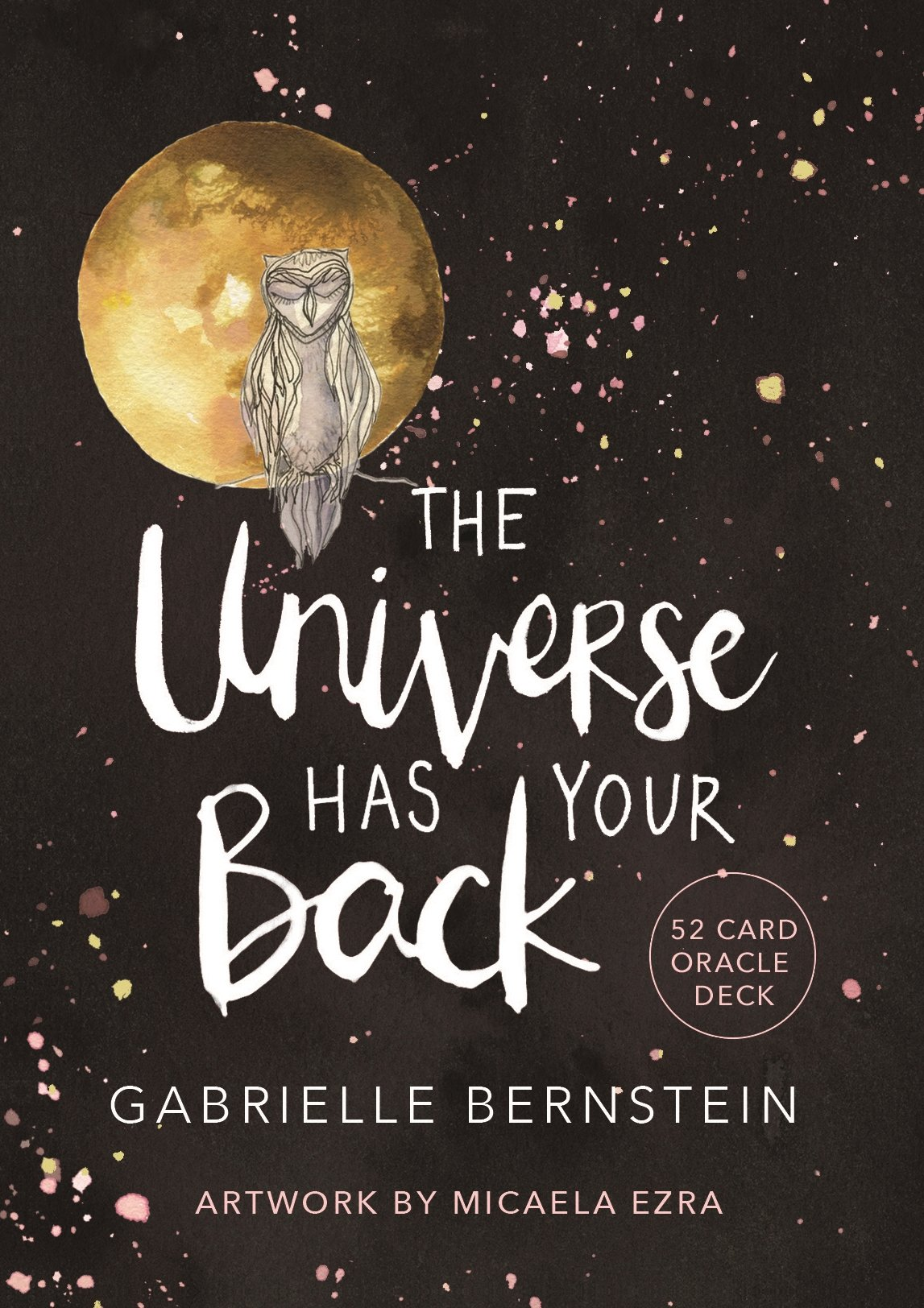 Universe Has Your Back 52 card product image