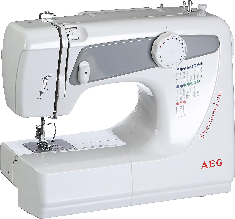 AEG NM 2701 Premium Line - Máquina de Coser: Amazon.es: Hogar