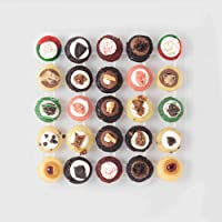 Baked by Melissa Cupcakes The Latest & Greatest - Assorted Bite-Size Cupcakes, 25 Count