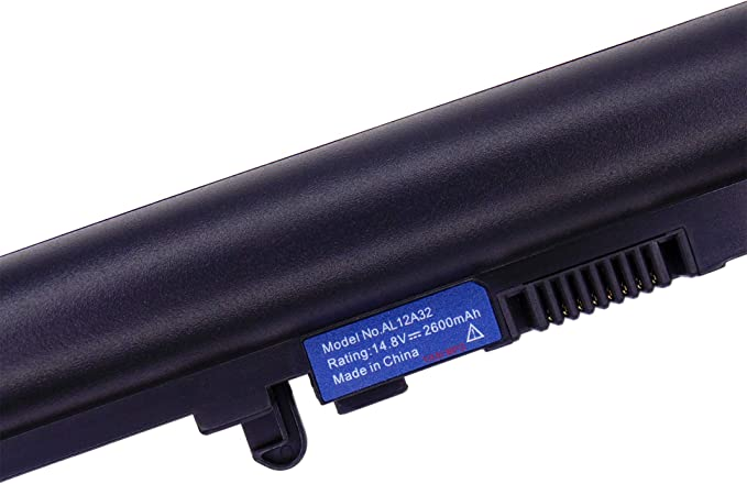 YASI MFG/® 14.8V 3500mAh Laptop Akku AL12A32 f/ür Acer Aspire E1-532P E1-570 E1-572 E1-572G S3-471 V5 KT.00403.012 Gateway NE510 NE522 NE570 NE572 NV510 NV570P NV76R Packard Bell EasyNote TE69HW V5WT2