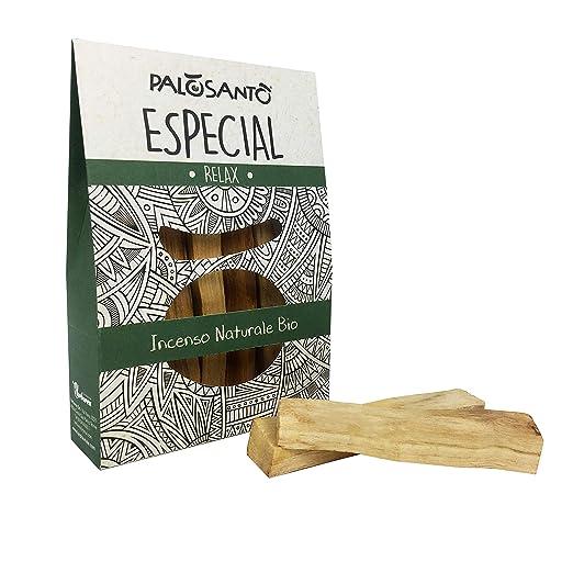 Incienso Natural Palo Santo - Palitos Variedad Especial - 5 ...