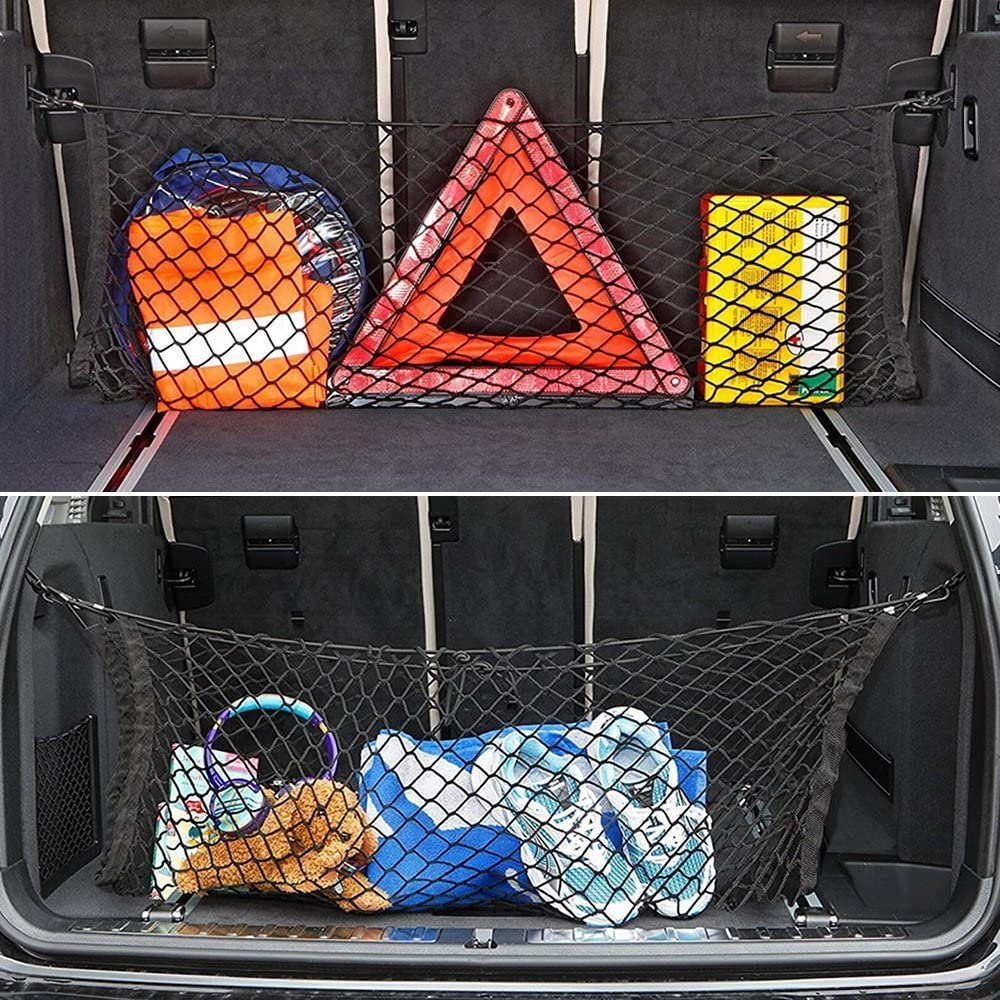 Envelope Style Trunk Cargo Net for Toyota Matrix 2003-2017 NEW