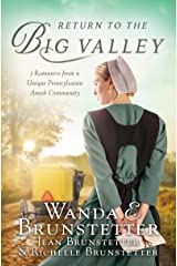 Return to the Big Valley Kindle Edition