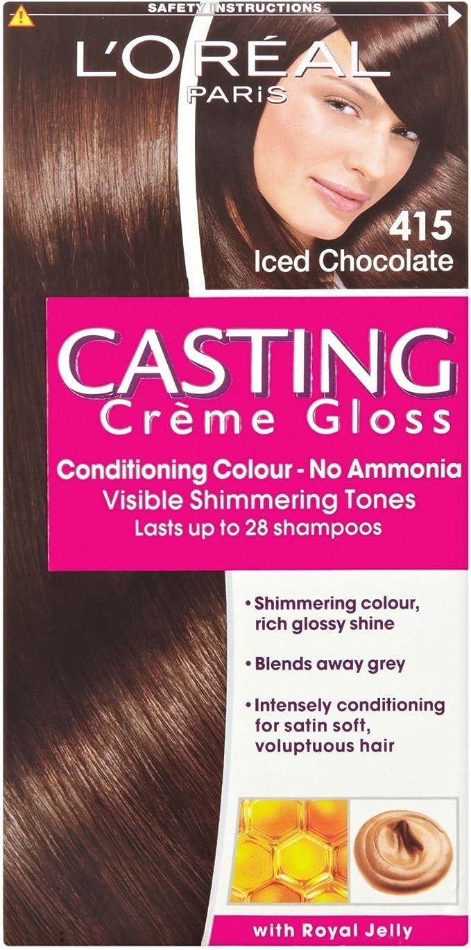 3 x LOreal Paris Casting Creme Gloss Conditioning Colour ...